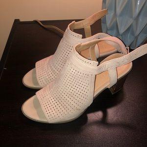 Franco Sarto Block Heels